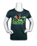 Dogs A Science Tail T-Shirt