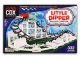 Little Dipper Roller Coaster Construction Set