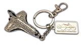 Bling Shuttle Keyring