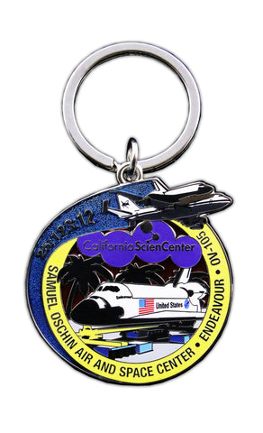 """Mission 26"" Keyring *EXCLUSIVE*"
