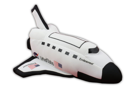 Plush Endeavour Orbiter *EXCLUSIVE*