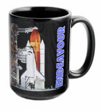 "Endeavour ""Launch Pad"" Mug"