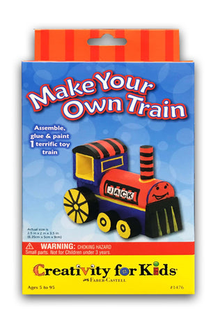 Make Your Own Train