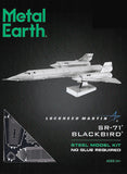 SR-71 Blackbird Model Kit