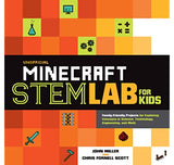 Minecraft STEM Lab for Kids Book