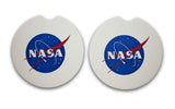 NASA Car Coaster Set