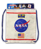 NASA Draw String Backpack