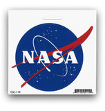 NASA Meatball Sticker