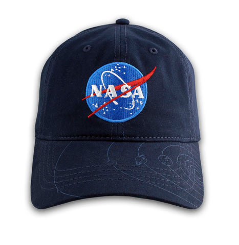 NASA Planets Navy Hat