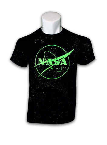 NASA Star Field Glow in the Dark T-Shirt