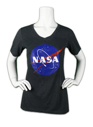 NASA V Neck shirt