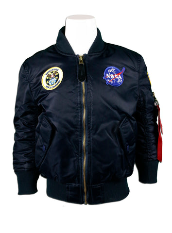 NASA MA1 Youth Flight Jacket