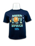 Need Lots Of Space Youth Shirt