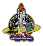 "Endeavour ""A"" Patch *EXCLUSIVE*"