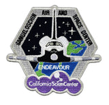 "Endeavour ""B"" Patch *EXCLUSIVE*"