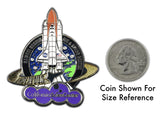 "Endeavour ""A"" Design Collectors Series Pin"