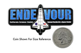 "Endeavour ""Letter"" Collectors Series Pin *EXCLUSIVE*"
