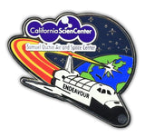 "Endeavour ""C"" Design Pin *EXCLUSIVE*"