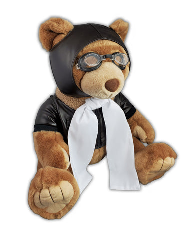 Aviator Bear 24""