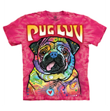 Pug Love Dog Shirt