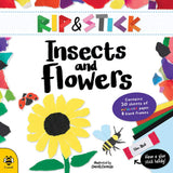 "Rip & Stick ""Insects and Flowers"" Book"