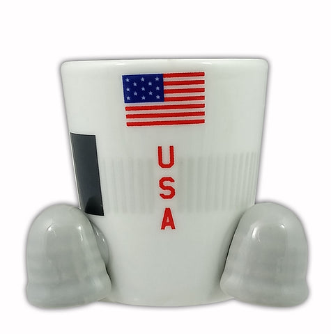 Rocket Fuel Collectible Shot Glass