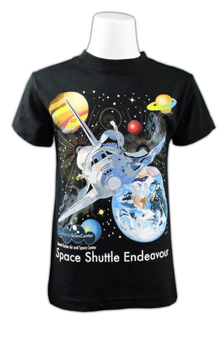 Space Frontier Shirt