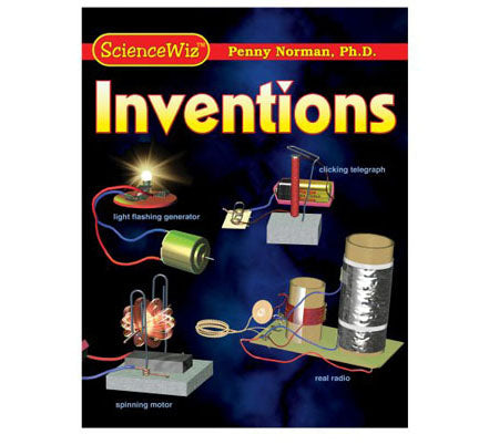 Science Wiz Inventions Kit