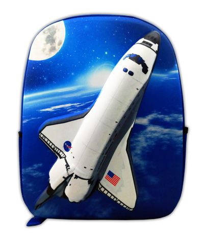 Space Shuttle 3D Backpack