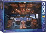 Space Shuttle Cockpit 1000 Piece Puzzle