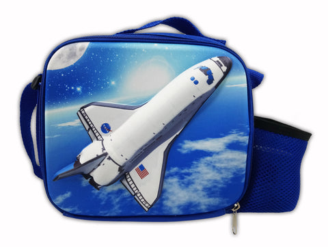 Space Shuttle 3D Lunch Pack