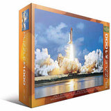 Space Shuttle Take-Off 1000 Piece Puzzle