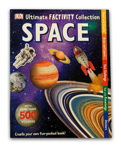 "Ultimate Factivity Collection ""Space"""