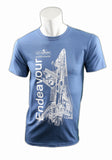 "Endeavour ""Tech"" Adult Shirt *EXCLUSIVE*"