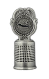 Endeavour Medallion Mini Thimble