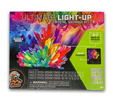 Ultimate Light-Up Crystal Growing Kit