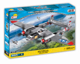 Lockheed P-38L Construction Block Set