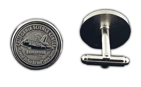 Endeavour Medallion Cufflinks