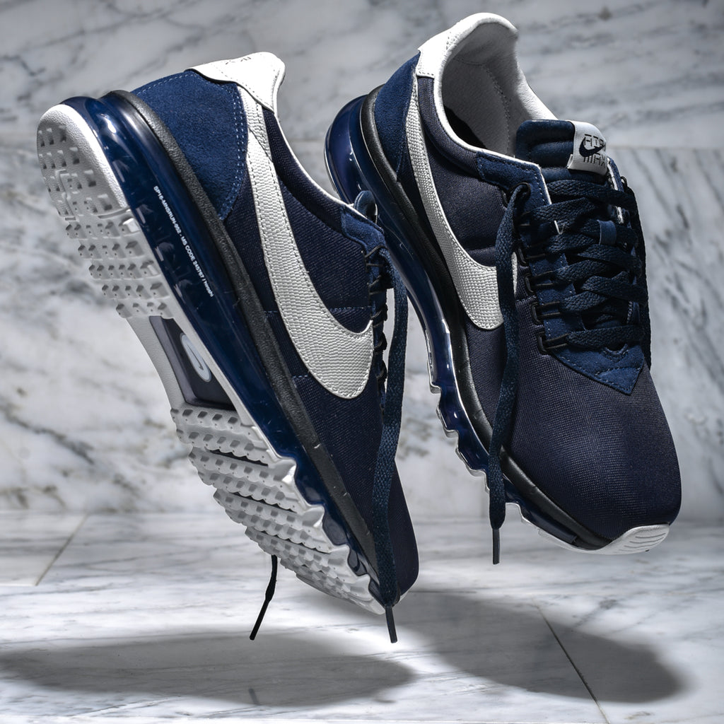 wholesale dealer a644e cd987 First up is Fragment Design founder and longtime Nike collaborator, Hiroshi  Fujiwara, and his HTM Air Max LD-Zero H. Seeking to