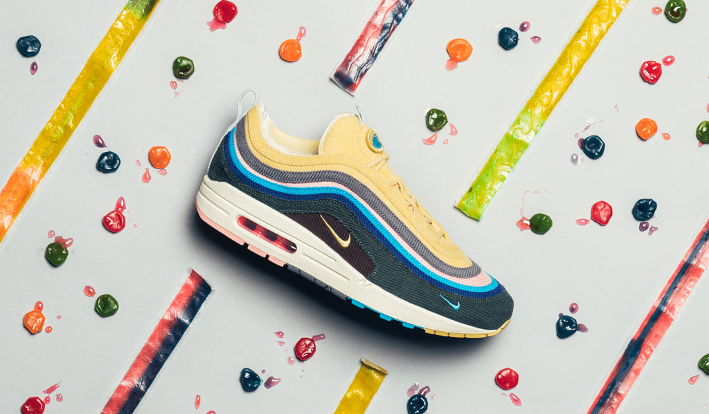 38317535dcef91 SEAN WOTHERSPOON x NIKE AIR MAX 1 97 VF SW