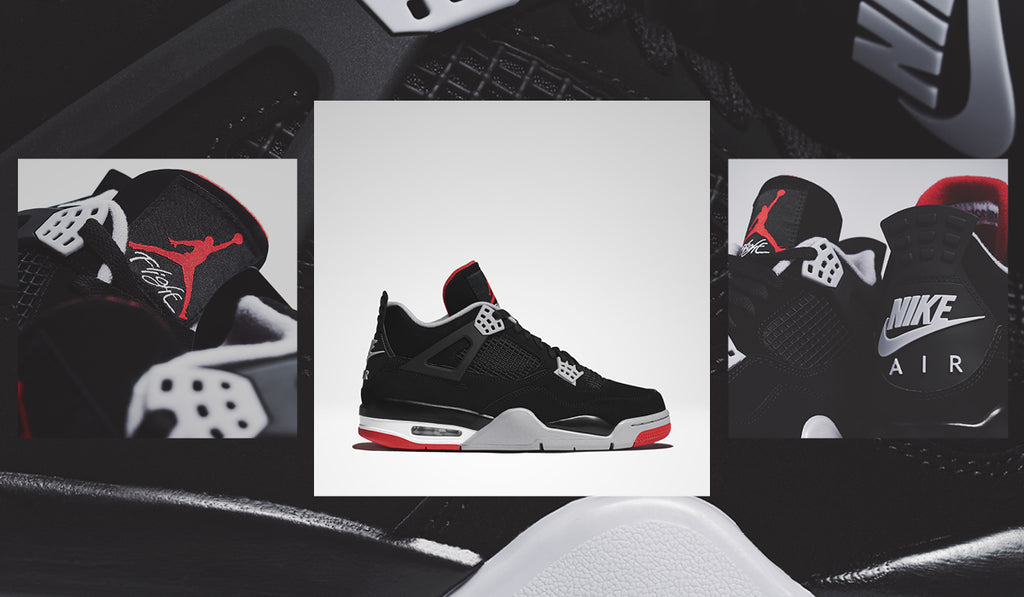 066b9b2448d 2019 is the 30th anniversary of the Air Jordan 4's release and Jordan Brand  is celebrating this milestone by bringing back one of the model's most  iconic ...