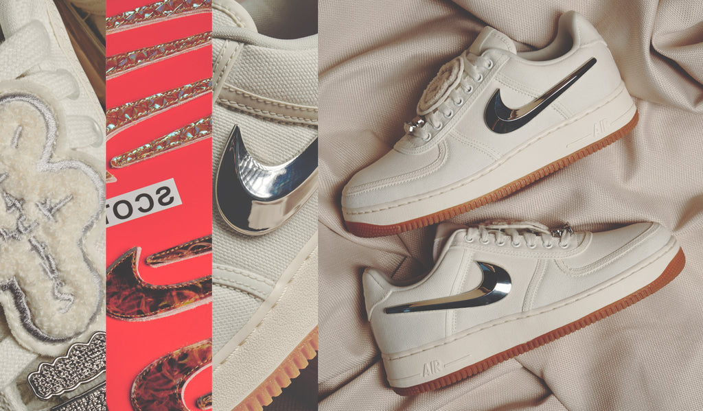 Another Travis Scott x Nike Air Force 1 Release On The Cards