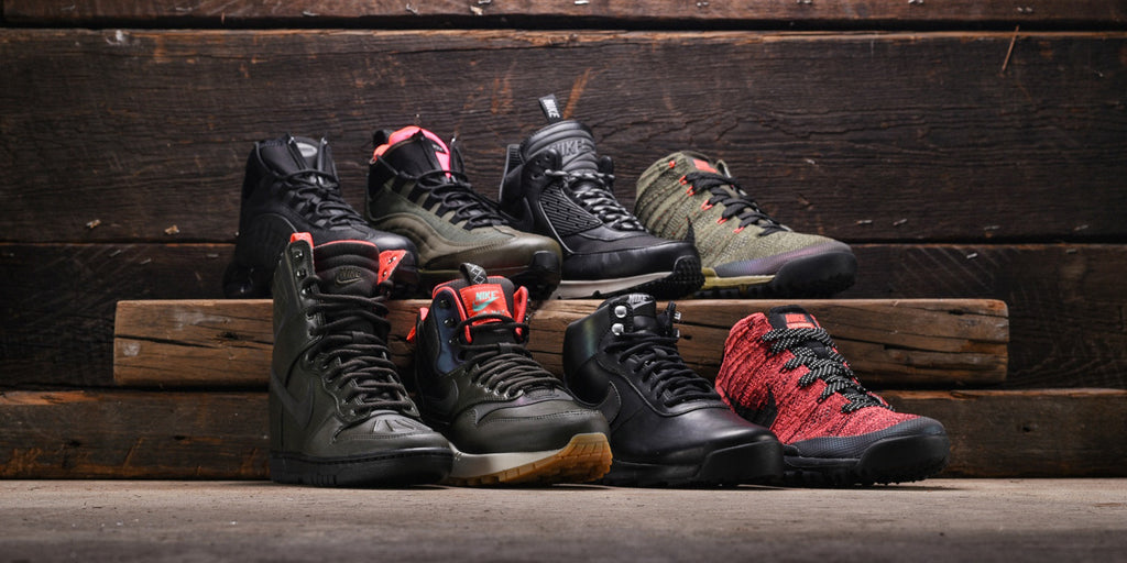 4a10255c8583 NIKE SNEAKERBOOTS HOLIDAY 2015 COLLECTION