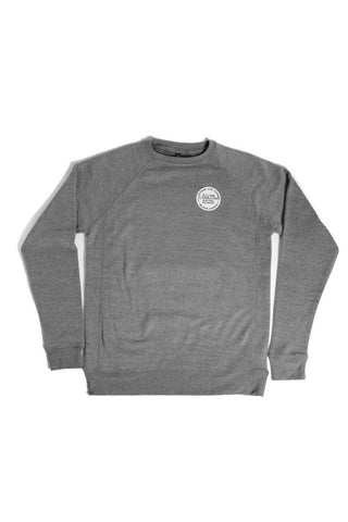 DIVINE LORRAINE HOTEL CREW - HEATHER GREY