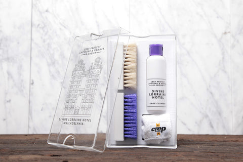 DIVINE LORRAINE HOTEL X CREP PROTECT CURE CLEANING KIT