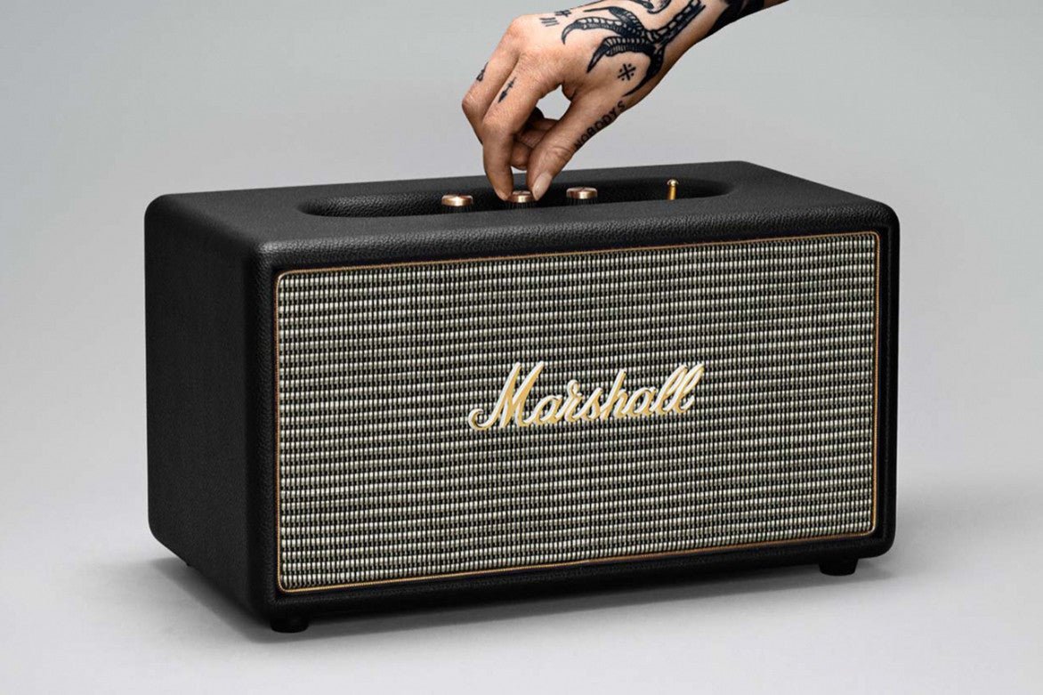 STANMORE BLUETOOTH SPEAKER - BLACK