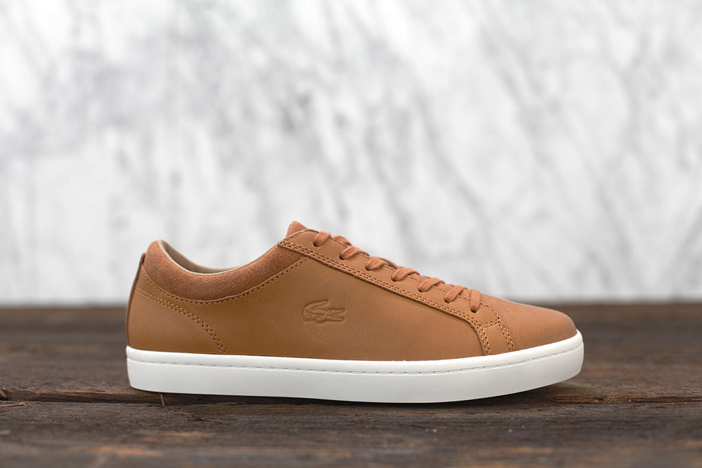 c54a19b1cc8d6d LACOSTE STRAIGHTSET CRF - TAN