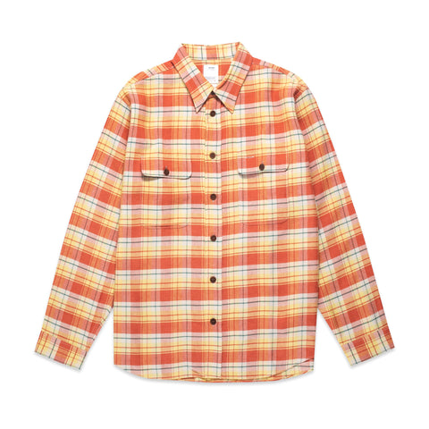 HANDYMAN CHECK SHIRT - RED