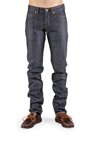 STRETCH SELVEDGE - INDIGO