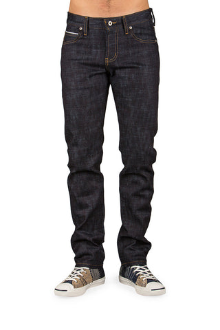 SLUB STRETCH SELVEDGE - INDIGO
